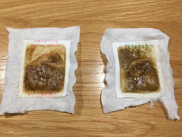 画像あり 足裏樹液シートは効果ある 3商品を使い比べた結果